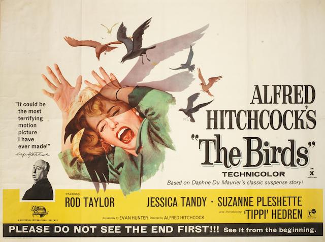 The Birds, Universal, 1963,