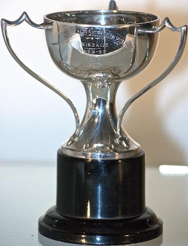 'Australian 16ft. Skiff Championship Brisbane 1936-37'