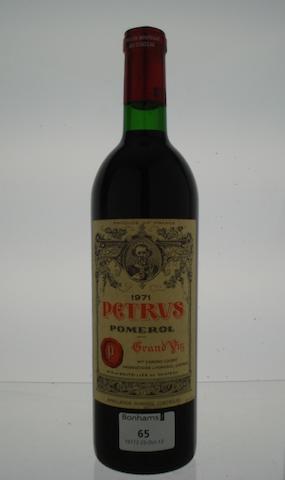 Pétrus 1971 (1)