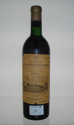 Chateau La Mission Haut-Brion 1961 (1)