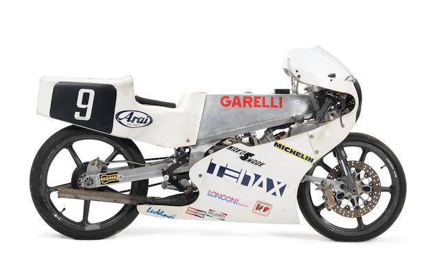 1989 Garelli G125 Mono Franchi