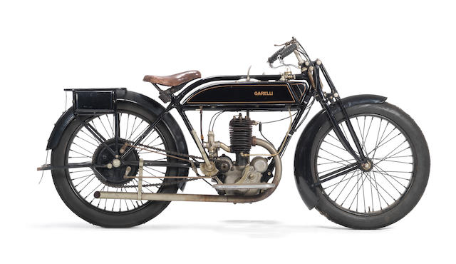 c.1925 Garelli 350cc Split Twin