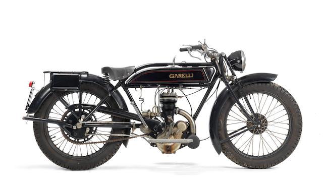 c.1924 Garelli 346cc