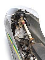 1963 Garelli 50cc Record Breaking Racing Motorcycle Engine no. 2270302