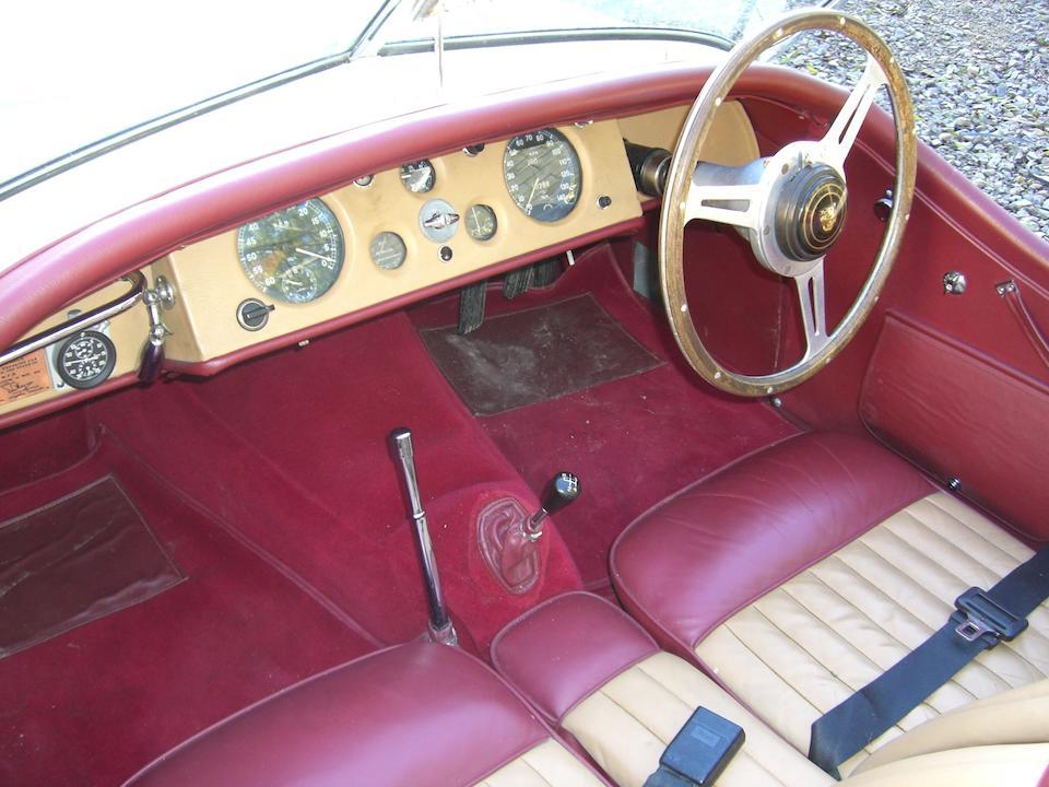 1951 Jaguar XK120 Roadster  Chassis no. 661002 Engine no. W5584-7