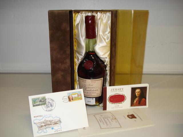 Martel Réserve du Fondateur Cognac (1694-1753) (1)