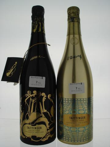 Taittinger Collection 1978 (1)  Taittinger Collection 1981 (1)