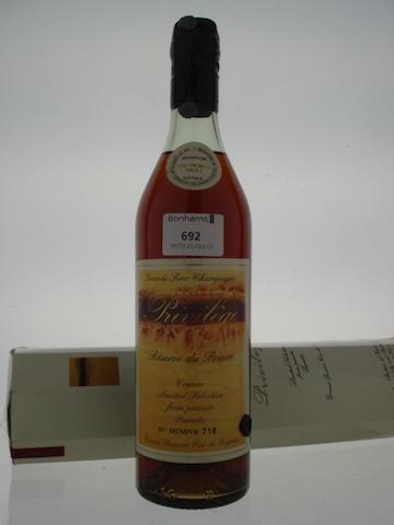 Privilège, Réserve du Prince, Grande Fine Champagne Cognac (1)