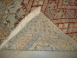 A Nain rug, Central Persia, 255cm x 113cm