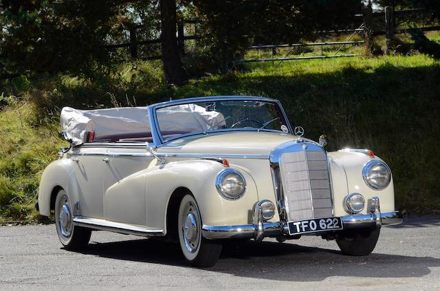 1952 Mercedes-Benz 300B