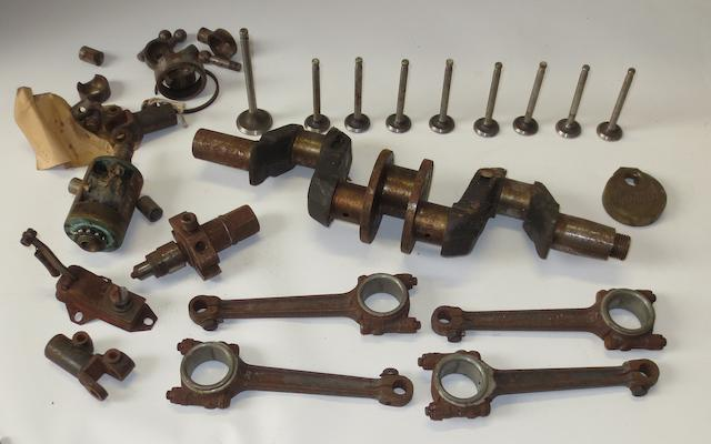 An Austin Seven crankshaft,