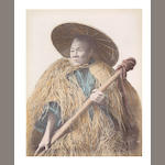JAPAN [STILLFRIED (RAIMOND von)] An album of 100 views and portraits, several presumed to be by Stillfried