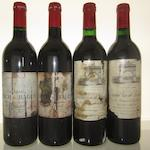 Chateau Léoville Las Cases 1982 (1)<BR />Chateau Léoville Las Cases 1989 (1)<BR />Chateau Lynch-Bages 1989 (2)