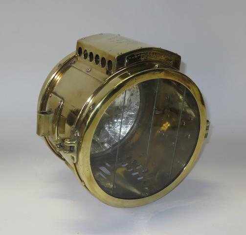 A Rushmore Searchlight, American,