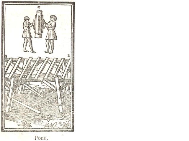 CAESAR (C. JULUIS) Commentarii, Venice, Aldus, 1559