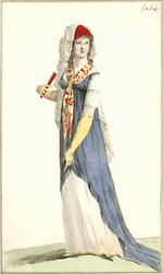 COSTUME Costume Parisien, 2 vol., c.1797-98