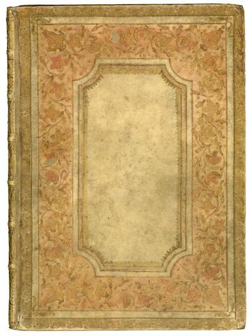 GALLUZZI (FRANCESCO MARIA) Vita di F. Bonaventura da Barcelona, 1723