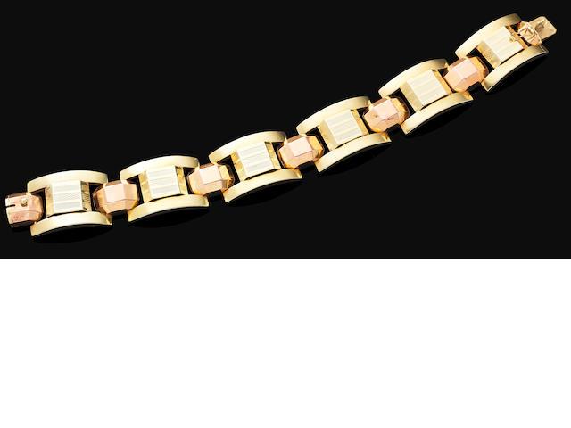 A cocktail bracelet,