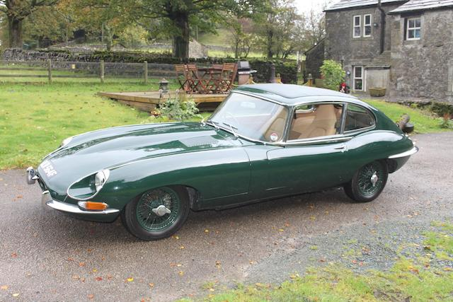 1968 Jaguar E-Type 4.2-Litre 2+2 Coupé, Chassis no. 1E51276BW Engine no. 7E 54991-9