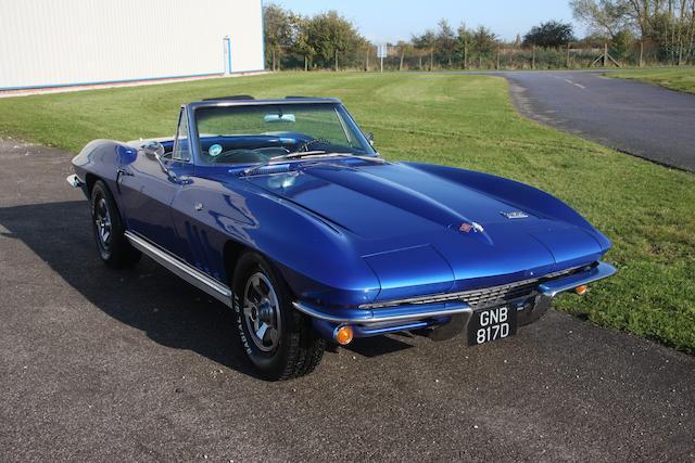 1966 Chevrolet Corvett Sting Ray