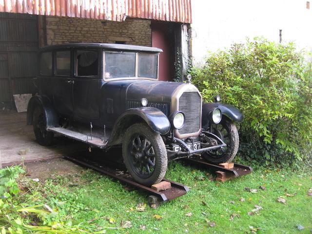 1928 Humber 14/14 Saloon