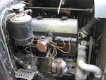 1928 Humber 14/40hp Saloon  Chassis no. 15457 Engine no. 15467