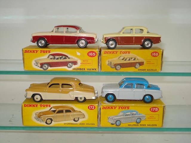 Dinky cars 4