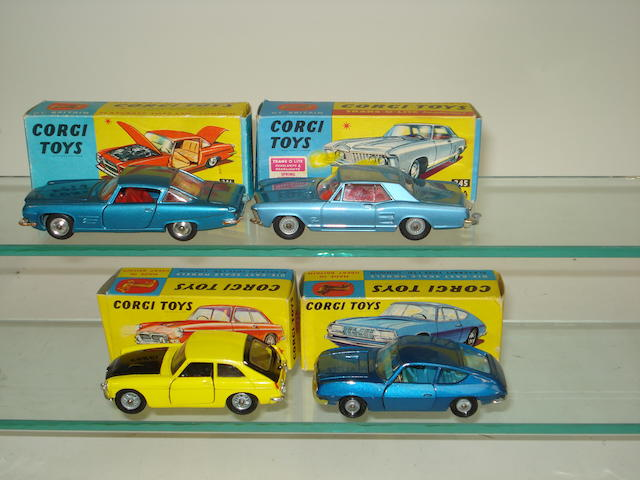 Corgi cars 5