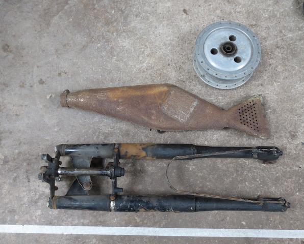 Velocette spares,