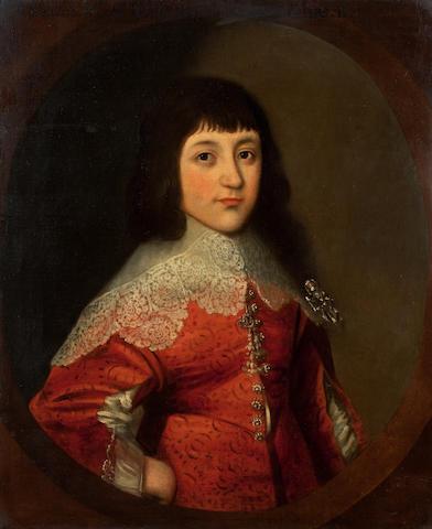 Gilbert Jackson (active England 1621-1642)