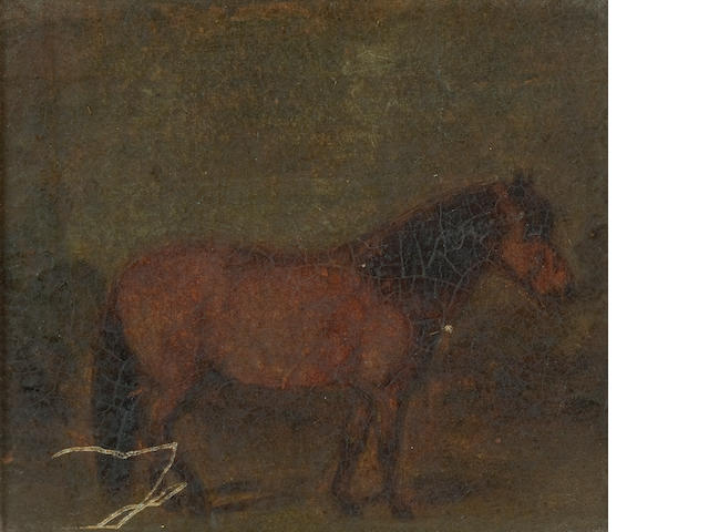 T. R. Swinburne (19th century) Pack Pony Jean at Waterloo