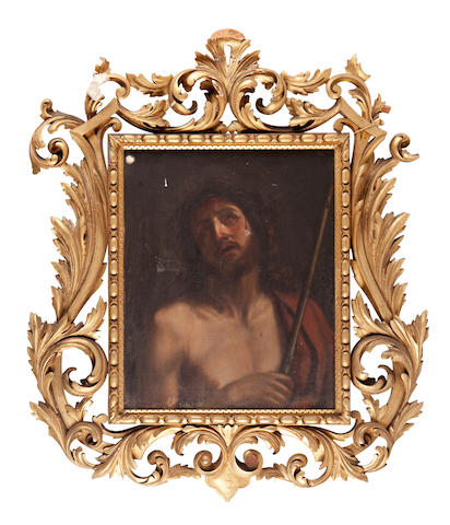 Continental (18th Century) The Man of Sorrows