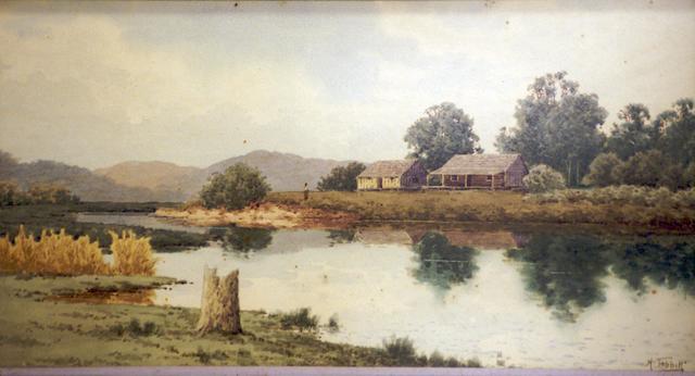 Henri Tebbitt (Australian 1852-1926)