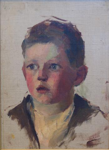 Portrait of a Bay (20th century)