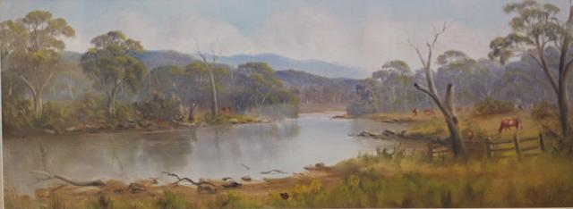 River Landscape (20th century)