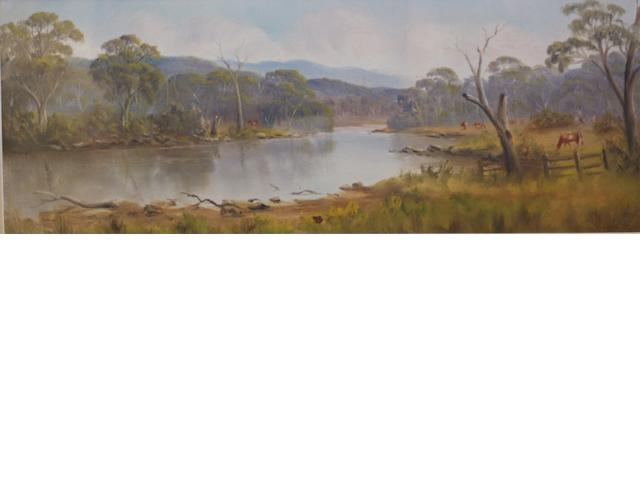 River Landscape (20th century)