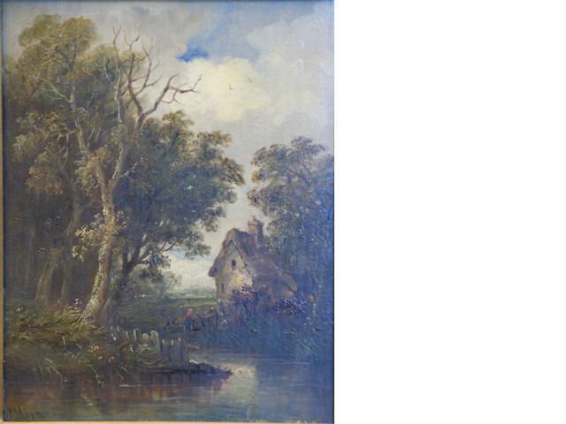 John Callington Moore (English, 1829-1880)