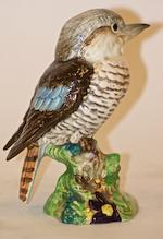 A Shelley porcelain kingfisher