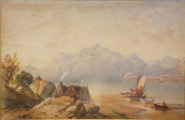 George Houston (attributed) (Scottish 1869-1947)