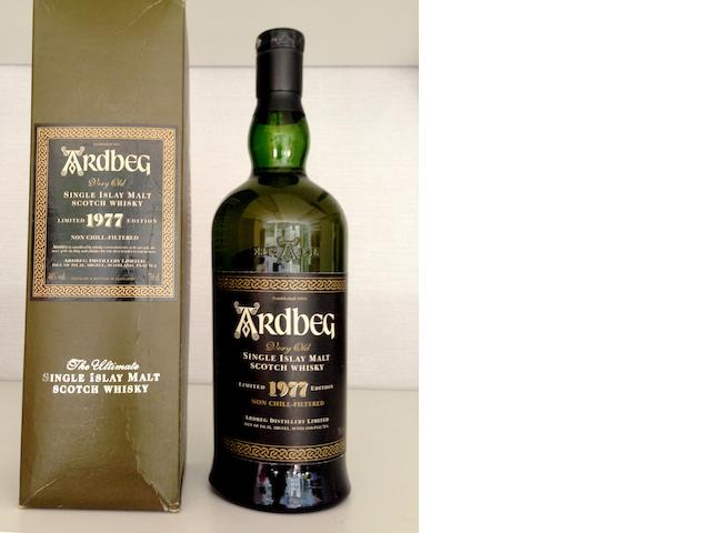 Ardbeg Limited Edition- 1977