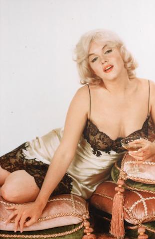 Eve Arnold (1912-2012): Marilyn Monroe, 1960,