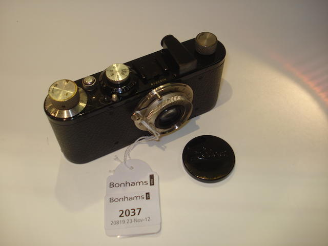 Leica model I type C interchangeable,
