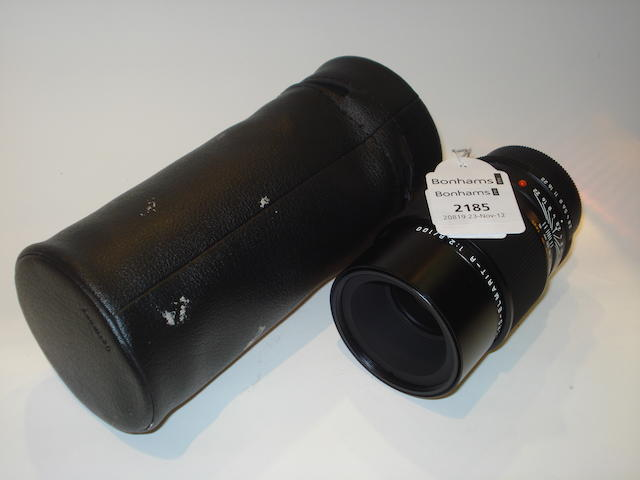 Leica 100mm f2.8 Apo-Macro-Elmarit R lens,
