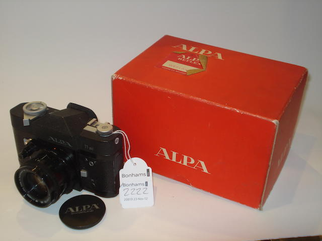 Alpa 11 Si model,