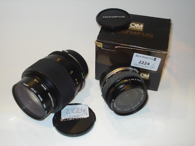 Olympus 24mm f2.8 lens,