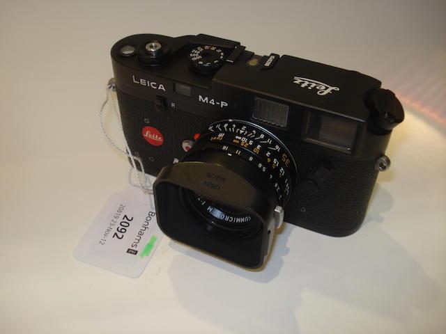 Leica M4P,