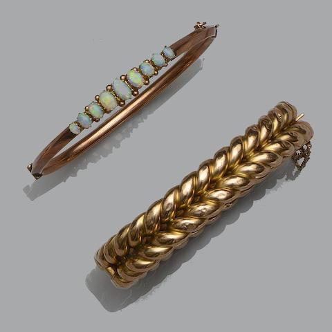 Two bangles (2)