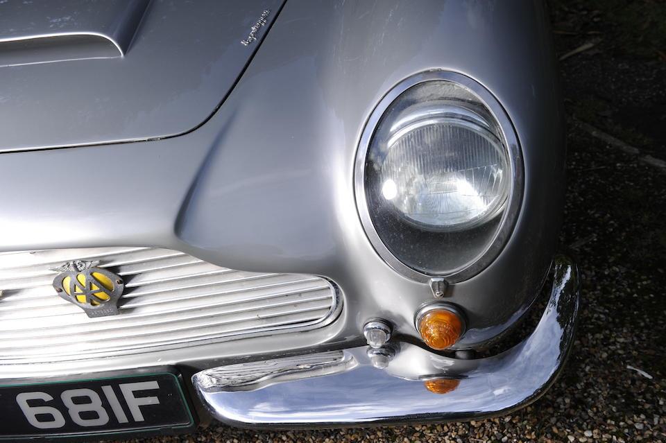 1968 Aston Martin DB6 Sports Saloon  Chassis no. DB6/3246/R Engine no. 400/3317