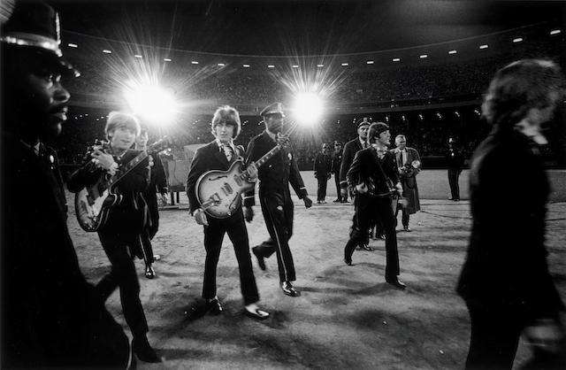 Jim Marshall: The Beatles, Candlestick Park, 1966,