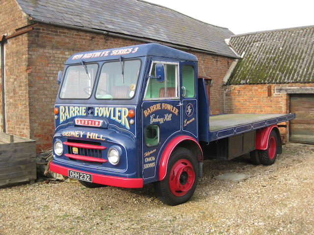 1959 Austin Flatbed Lorry FE Series III